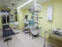 Операционный зал.