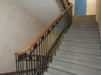 Главная лестница после реконструкции.