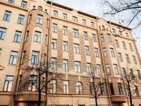 Реконструкция фасада здания детского ортопедо-травматологического центра. Здание построено в 1911-1914 гг.