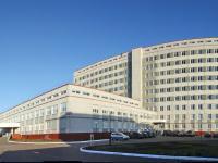 Операционный блок на 11 операционных залов построен в 2006 году.