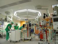 Медицинский ламинарный стерилизатор воздуха, октагональный.