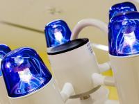 Галогеновый хирургический светильник, модель 5SI.