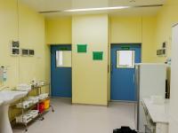 Помещение предоперационной на 2 операционных зала.